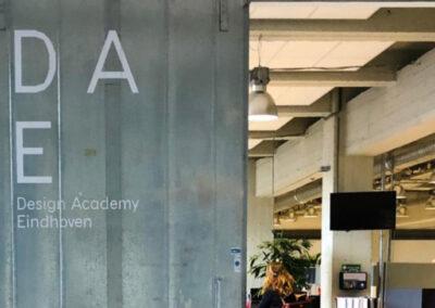 Samenwerking met Design Academy